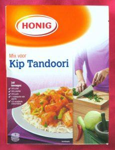 Honig kip Tandoori mix, vegan