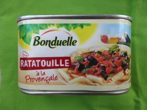 Ratatouille, vegan