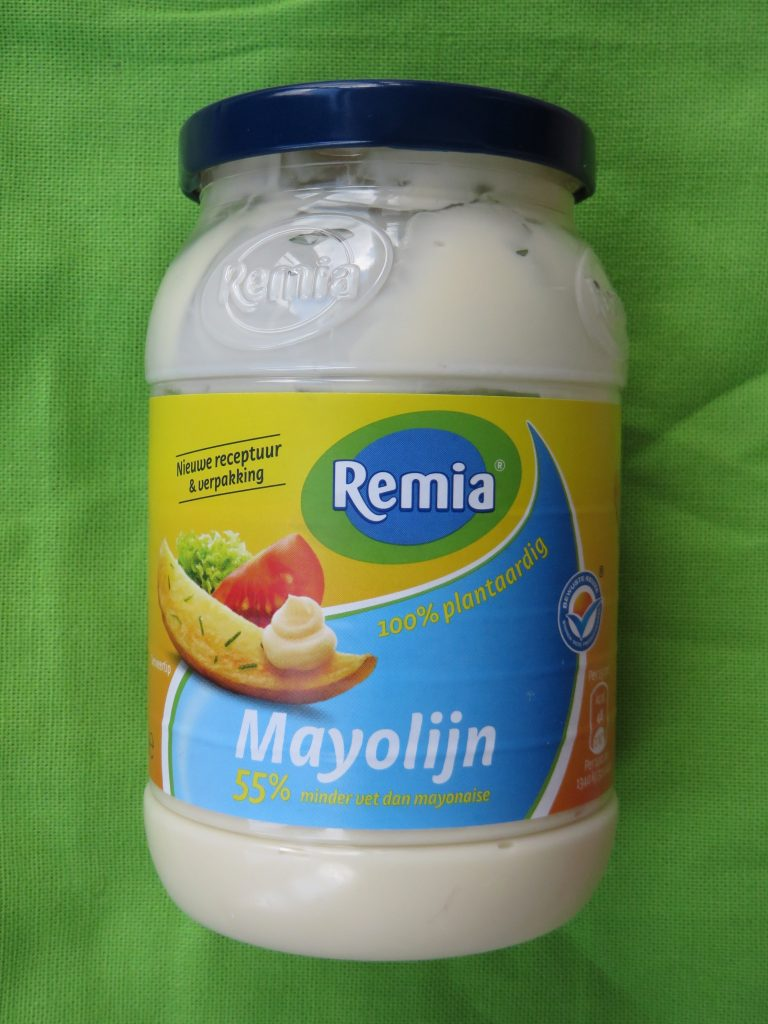 Remia mayolijn vegan mayonaise