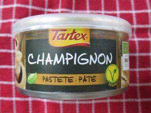 Tartex paté, vegan