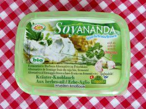Soyananda kruidenroomkaas, vegan