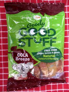 cola flesjes, vegan