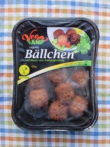 Vegaland gehaktballetjes, vegan