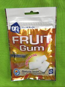 AH kauwgom, vegan