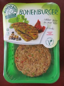 Goodbite vegan bonenburger