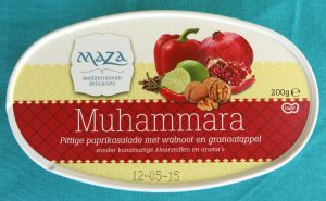 Maza vegan Muhammara