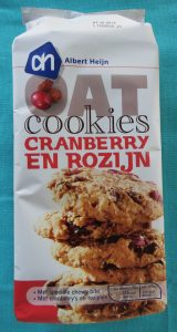 AH oat cookies, vegan