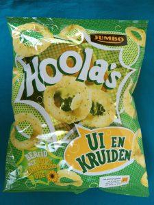Jumbo Hoola's, vegan