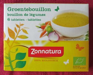 Zonnature groentebouillon, vegan