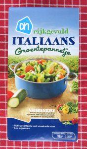 AH Italiaans Groentepannetje, vegan