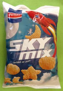 Perfekt Sky mix chips, vegan