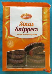 Lonka Sinas Snippers, vegan
