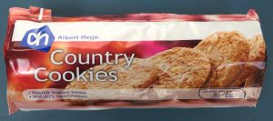AH Country cookies, vegan
