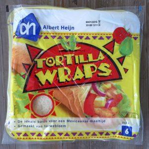 AH tortillawraps, vegan