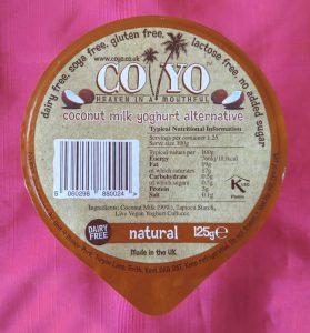Coyo kokosyoghurt, vegan
