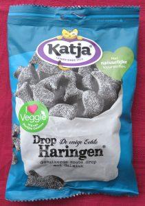 Katja zoute haringdrop, vegan