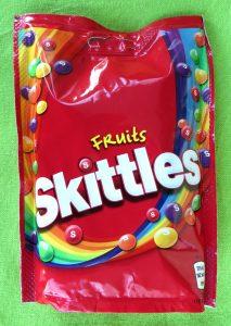 Skittles, vegan
