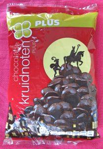 Plus pure chocoladekruidnoten, vegan