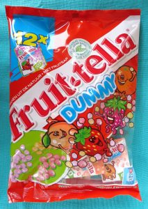 Fruittella dummies, vegan