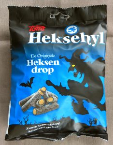 Heksehyl drop, vegan