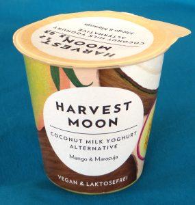 Harvest Moon kokosyoghurt, vegan