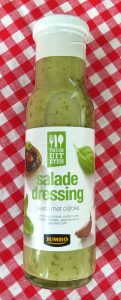 Jumbo pesto dressing, vegan