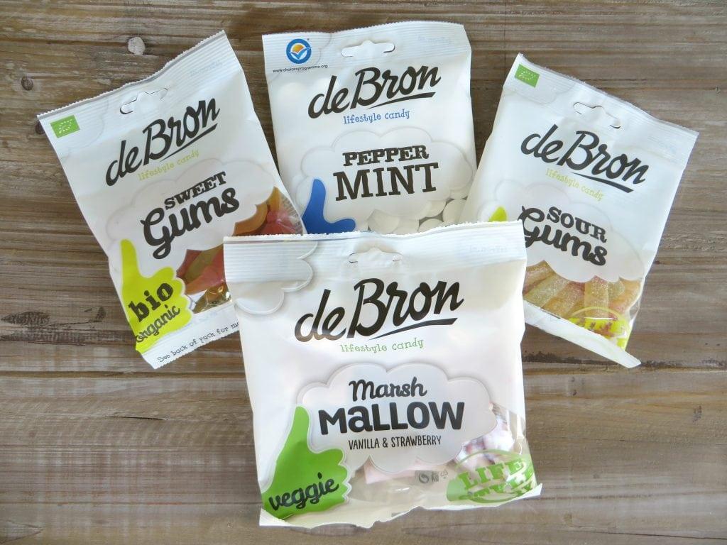 Vegan marshmallows en snoep van De Bron