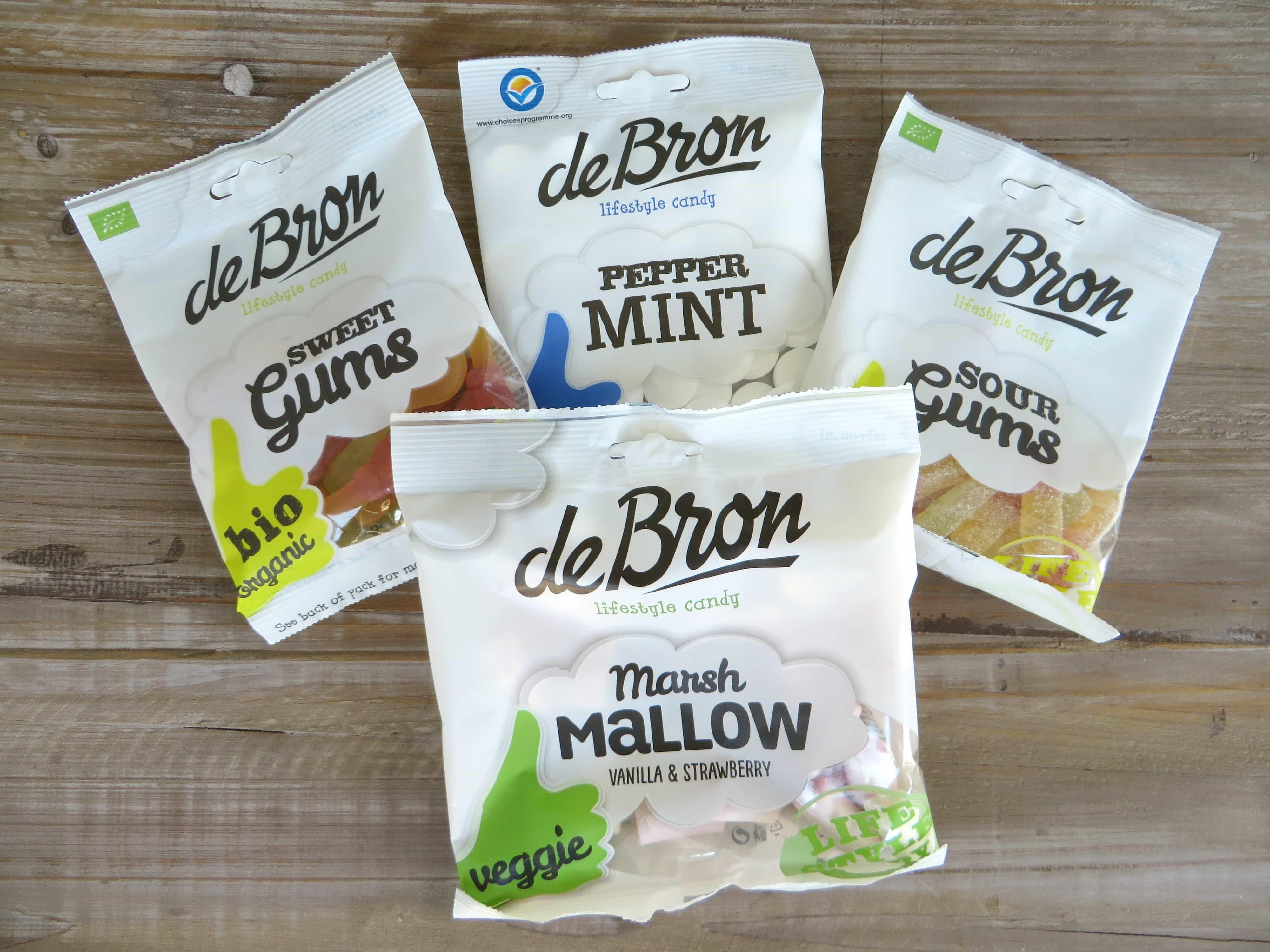 marshmallows zonder gelatine
