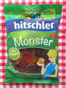Hitschler Veggie Monster snoep, vegan