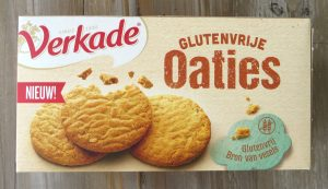 erkade Oaties, vegan