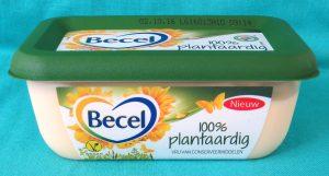 Becel 100% plantaardig, vegan