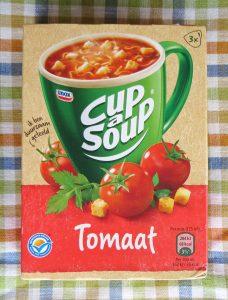 Cup-à-Soup Tomaat, vegan