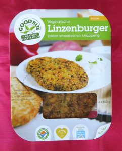 Goodbite linzenburger, vegan