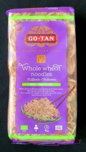 Go tan volkoren noodles, vegan