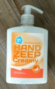 AH handzeep creamy, vegan