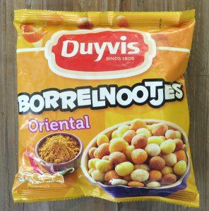 Duyvis Oriental borrelnootjes, vegan