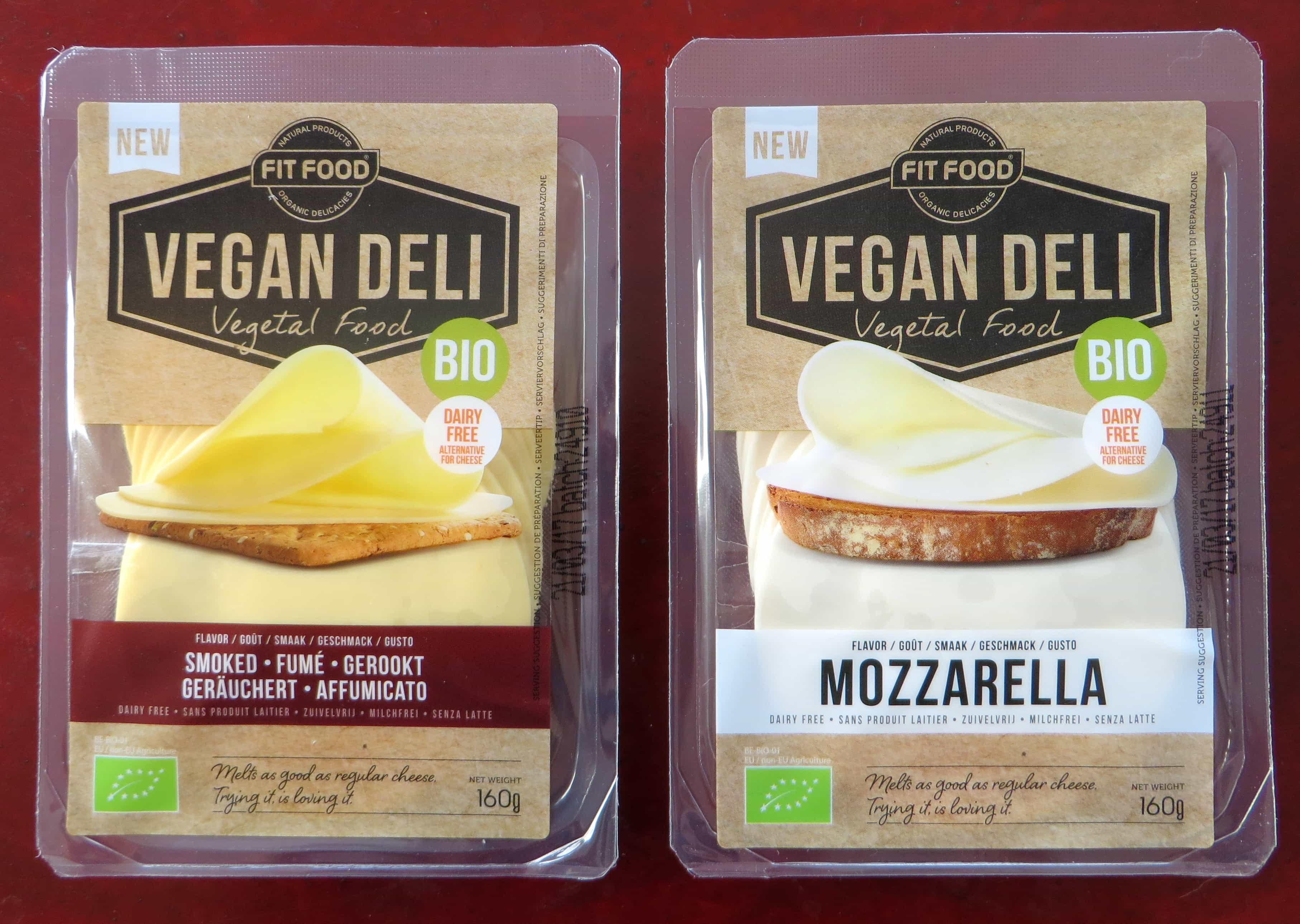vegan deli kaas – gewoon vegan