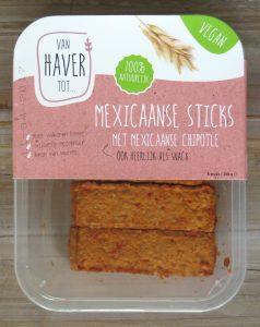 Van Haver Tot Mexicaanse sticks, vegan