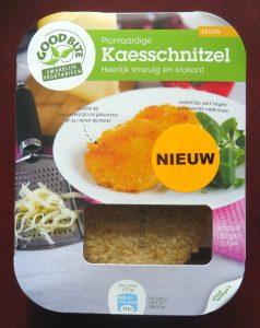 Goodbite Kaesschnitzels, vegan