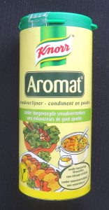Aromat, vegan