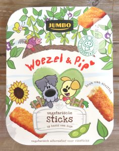 Woezel & Pip sticks, vegan