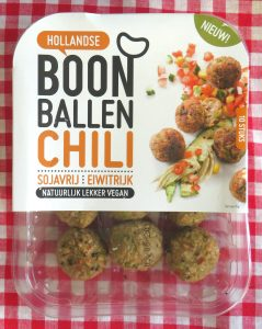 BOON chili ballen, vegan