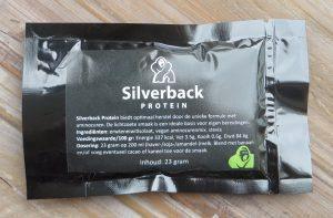 Silverback Protein, vegan