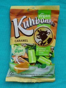 Vegan Kuhbonbon toffees
