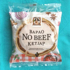 Vegan bapao van de Vegetarische Slager