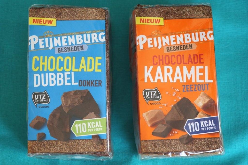 Peijnenburg ontbijtkoek, vegan