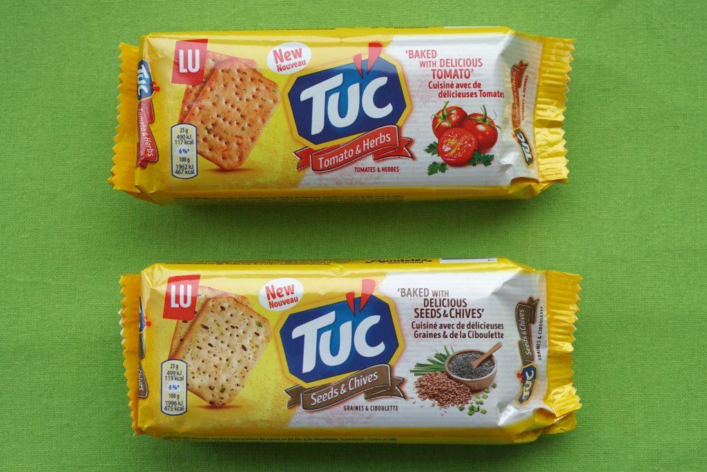 Vegan Tuc