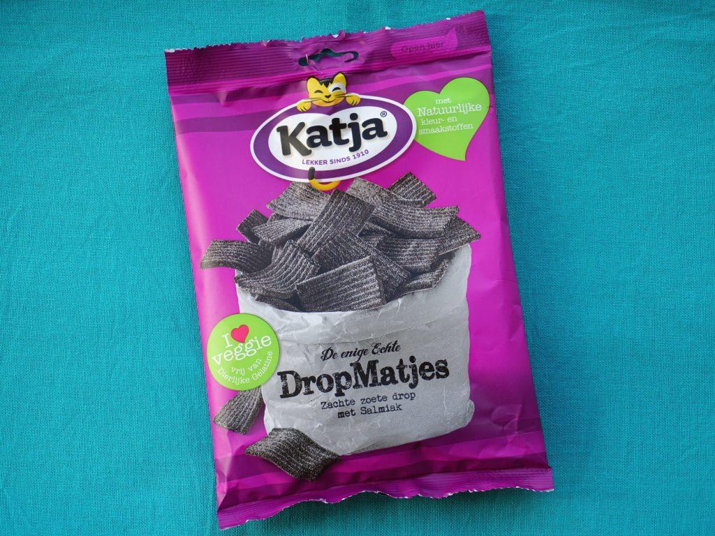 Katja dropmatjes, vegan