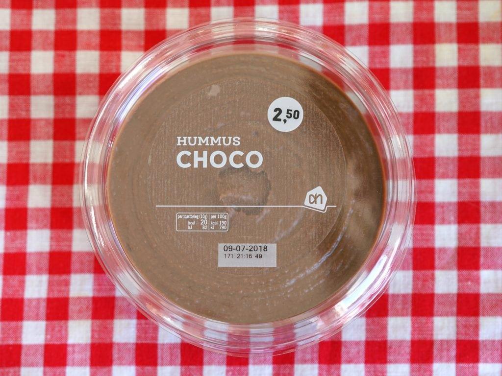 AH chocohummus, vegan