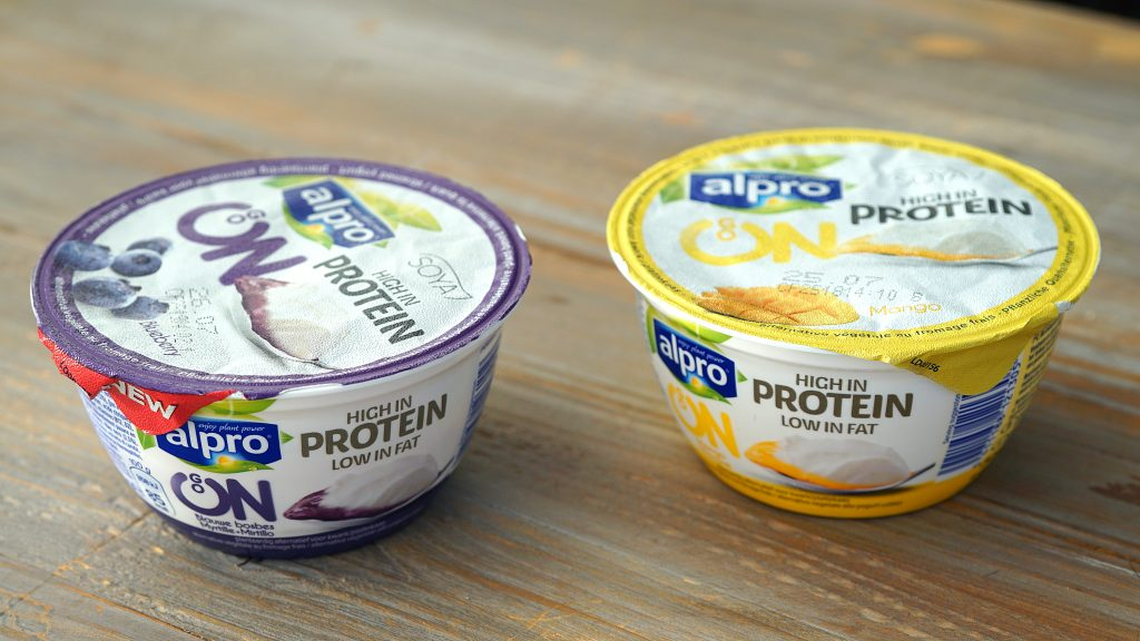 Alpro Go On sojakwark, vegan